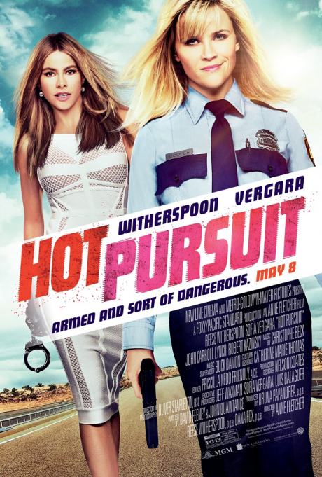 Hot Pursuit / Гореща гонка (2015)