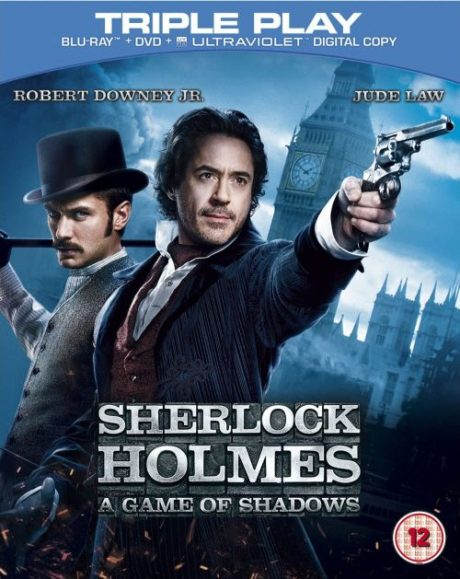Sherlock Holmes II : A Game of Shadows / Шерлок Холмс 2 : Игра на сенки (2011)