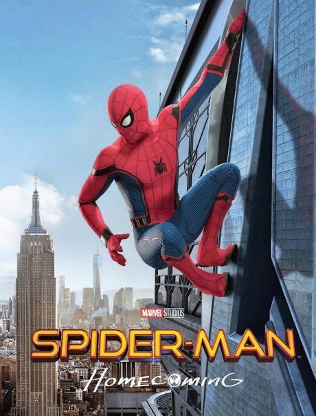 Spider-Man VI : Homecoming / Спайдър-мен 6 : Завръщане у дома (2017)