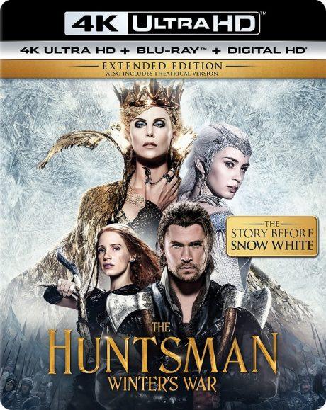 The Huntsman : Winter's War / Ловецът : Ледената война (2016) (Snow White 2) (Part 2)