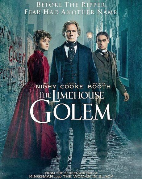 The Limehouse Golem / Големът от Лаймхаус (2017)