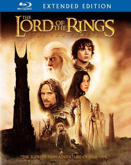 The Lord Of The Rings II : The Two Towers / Властелинът на пръстените 2 : Двете кули