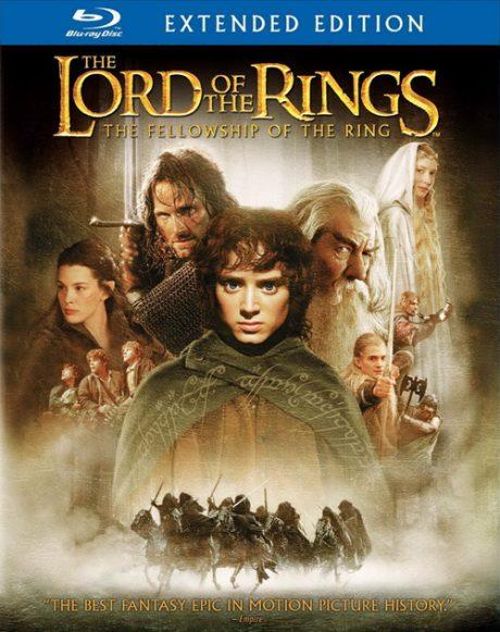 The Lord of the Rings I : The Fellowship of the Ring / Властелинът на пръстените 1 : Задругата на пръстена