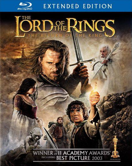 The Lord of the Rings III : The Return of the King / Властелинът на пръстените 3 : Завръщането на краля