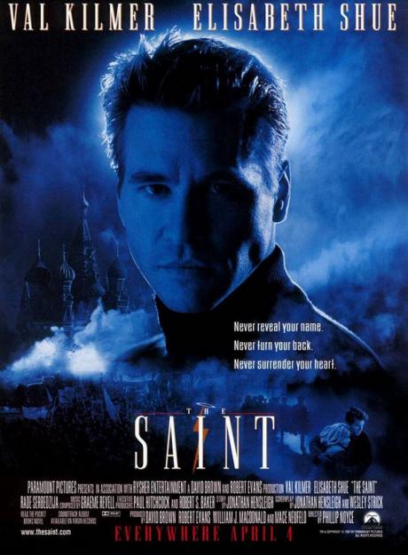 The Saint / Светецът (1997)