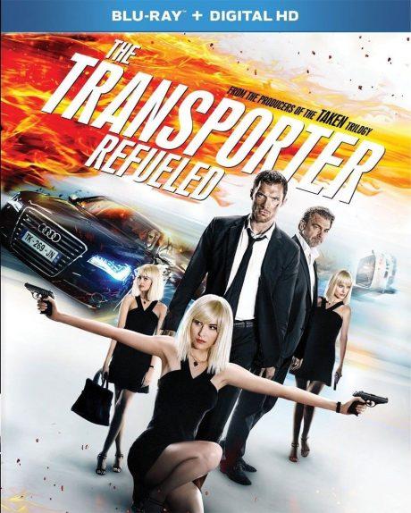 The Transporter IV : Refueled / Транспортер 4 : Презареждане (2015)