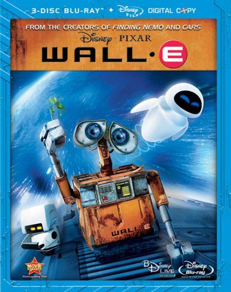 WALL-E / УОЛ-И (2008)