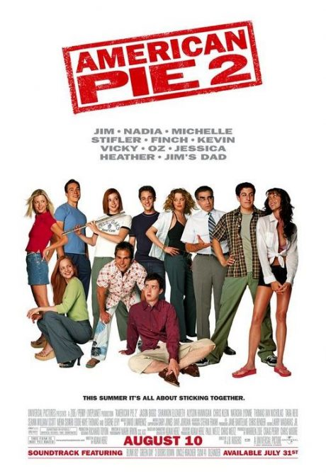American Pie II / Американски пай 2 (2001)