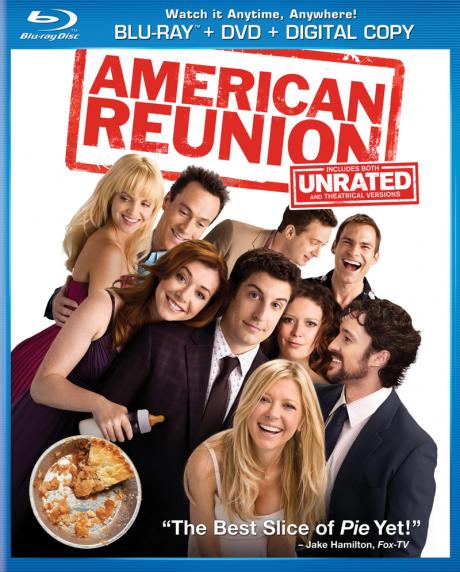 American Pie VIII : Reunion / Американски пай 8 : Отново заедно (2012)
