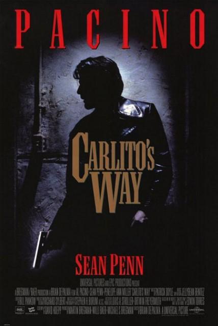 Carlito's Way / Пътят на Карлито (1993)