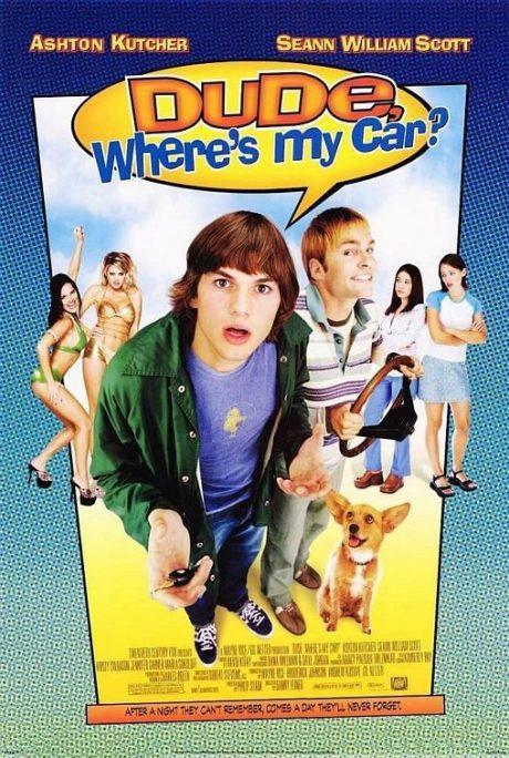 Dude, Where's My Car? / Пич, къде ми е колата? (2000)