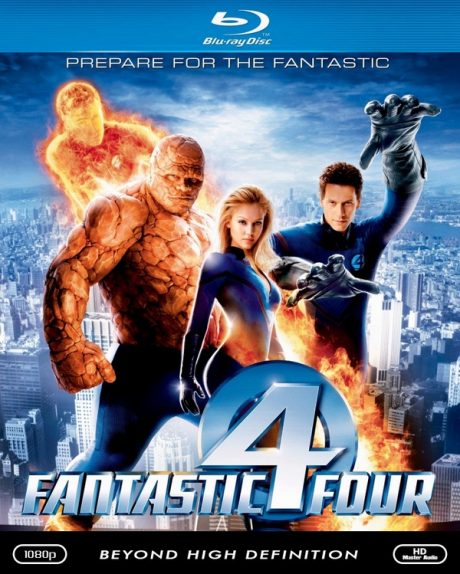 Fantastic Four I / Фантастичната четворка 1 (2005)