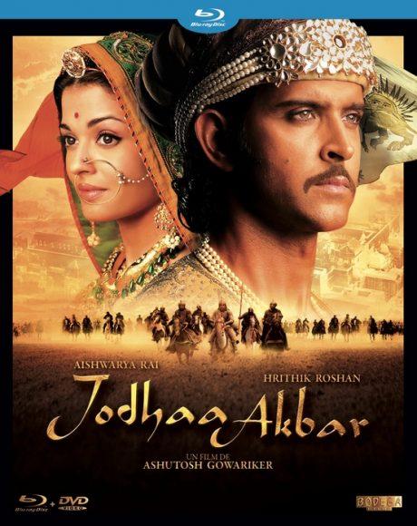Jodhaa Akbar / Джодха Акбар / Императорът и розата (2008)