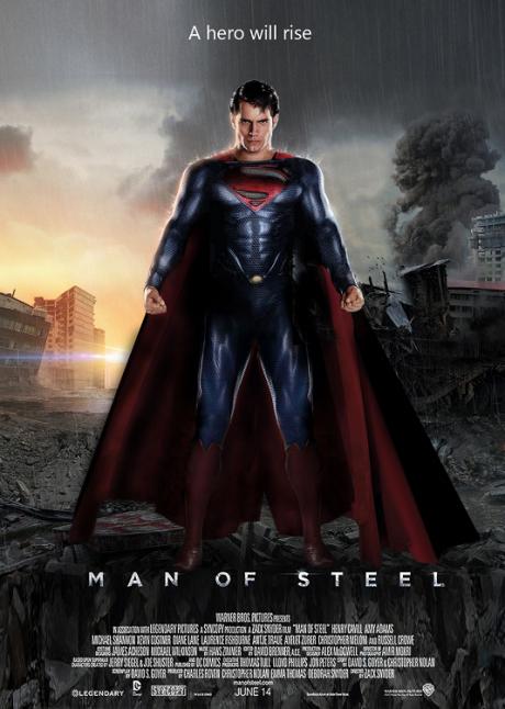 Man of Steel / Човек от стомана (2013) (Superman)