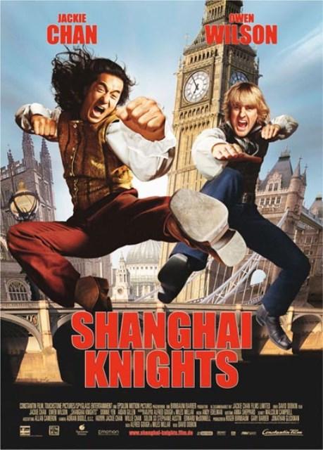 Shanghai Knights / Шанхайски рицари (2003) (Part 2)