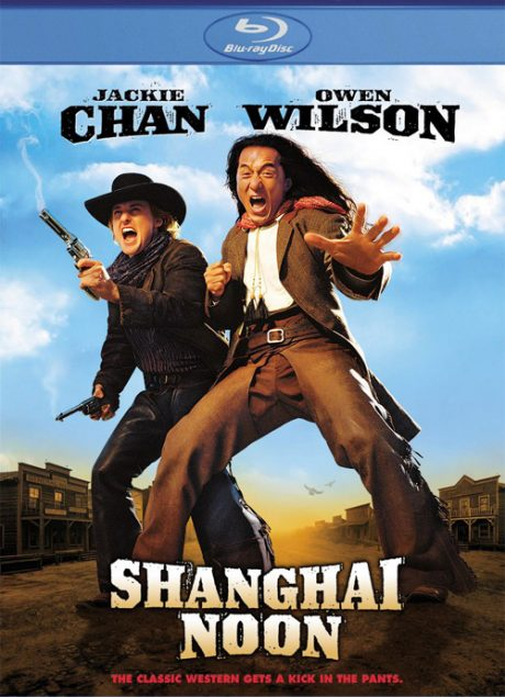 Shanghai Noon / Шанхайско Слънце (2000) (Part 1)