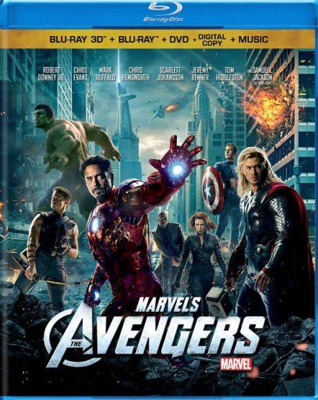 The Avengers I / Отмъстителите 1 (2012)