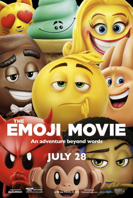 The Emoji Movie / Емоджи : Филмът (2017)