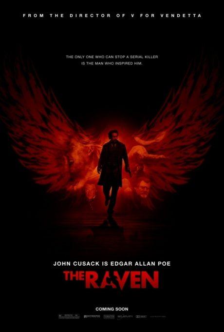 The Raven / Гарванът (2012)