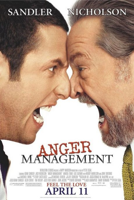 Anger Management / Психаротерапия (2003)
