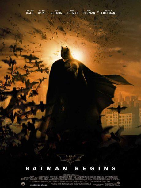 Batman Begins / Батман в началото (2005) (Part 5)