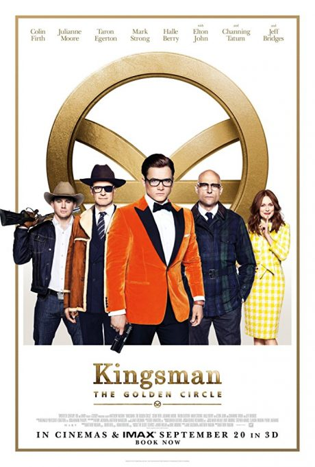 Kingsman II : The Golden Circle / Kingsman 2 : Златният кръг (2017)
