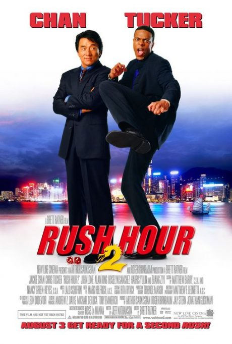 Rush Hour II / Час пик 2 (2001)
