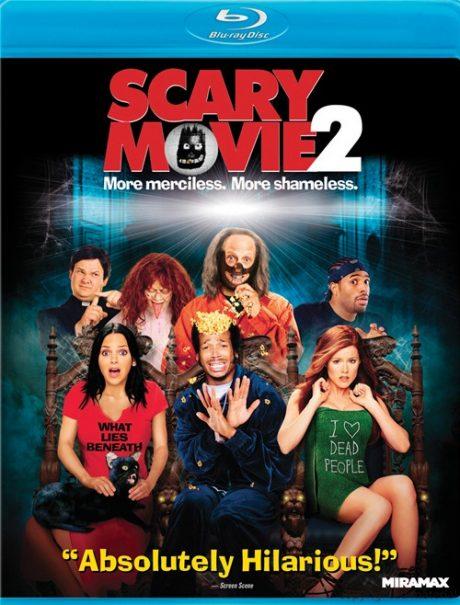 Scary Movie II / Страшен Филм 2 (2001)
