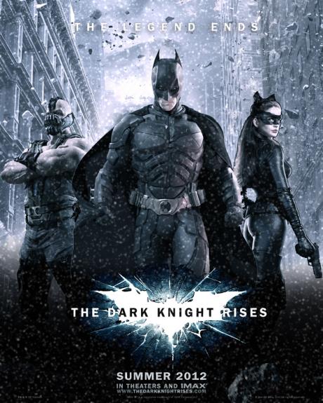 Batman The Dark Knight Rises / Черният рицар: Възраждане (2012) (Part 7)