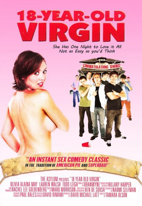 18 Year Old Virgin / 18 – годишна девственица (2009)
