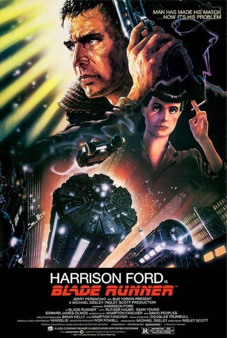 Blade Runner I / Блейд Рънър 1 (1982)