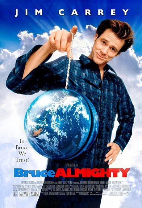 Bruce Almighty / Всемогъщият Брус (2003)