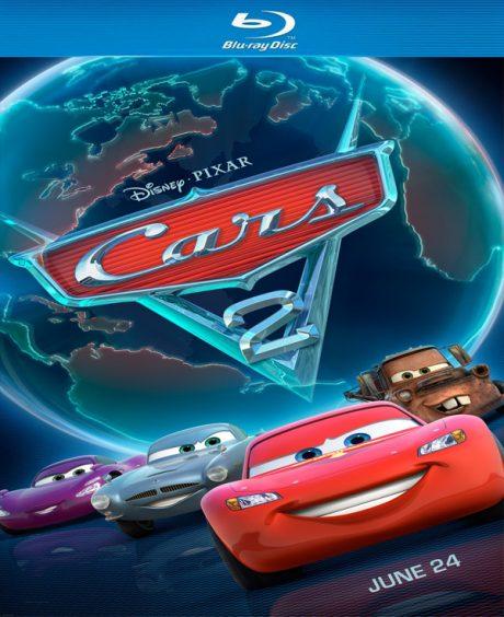 Cars II / Колите 2 (2011)