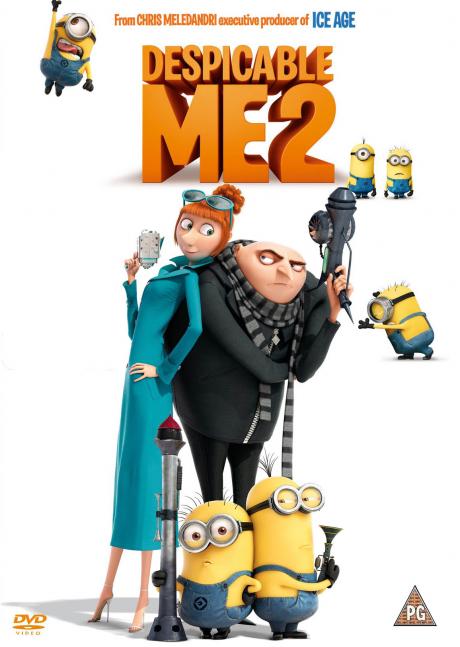 Despicable Me II / Аз, проклетникът 2 (2013)