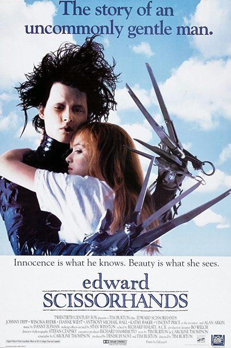 Edward Scissorhands / Едуард ножиците (1990)