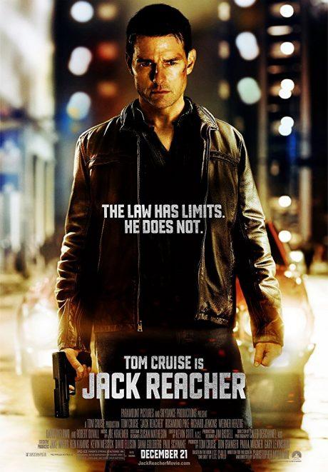 Jack Reacher I / Джак Ричър 1 (2012)
