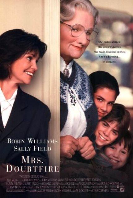 Mrs. Doubtfire / Мисис Даутфайър (1993)
