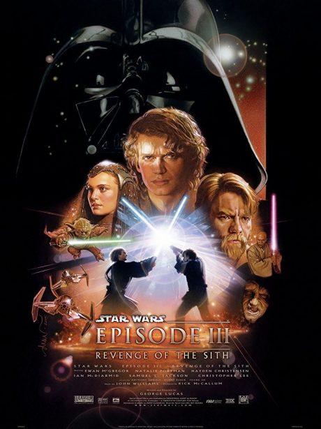 Star Wars Episode III : Revenge of the Sith / Междузвездни войни Епизод 3 : Отмъщението на Ситите (2005)
