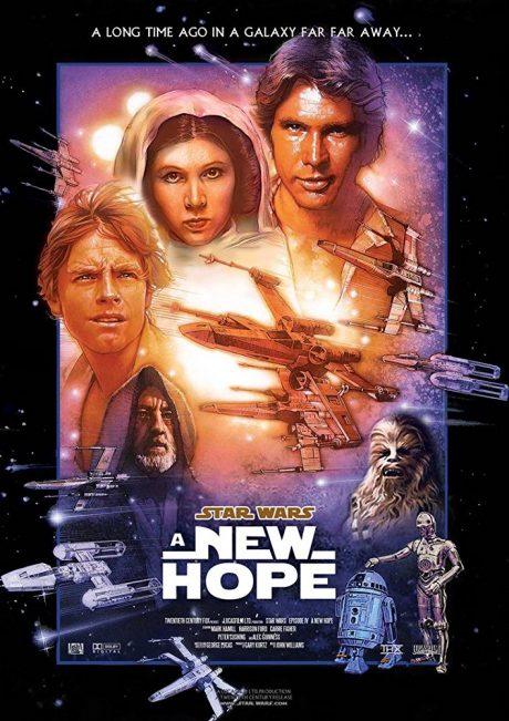 Star Wars Episode IV : A New Hope / Междузвездни войни Епизод 4 : Нова надежда (1977)