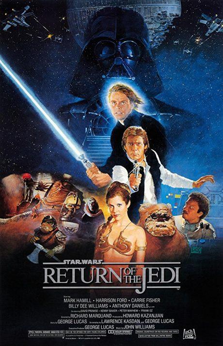 Star Wars Episode VI : Return of the Jedi / Междузвездни Войни Епизод VI : Завръщането на джедаите (1983)