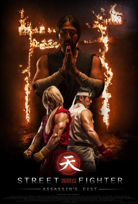 Street Fighter : Assassin's Fist / Улични бойци : Юмрукът на убиеца (2014)