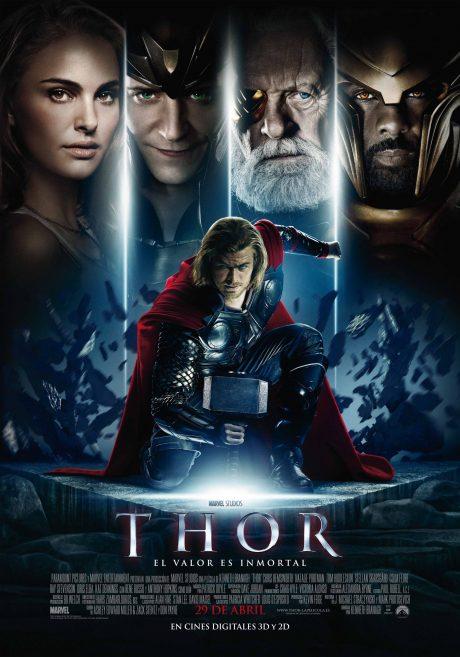 Thor I : The God of Thunder / Тор 1 : Богът на гръмотевиците (2011)