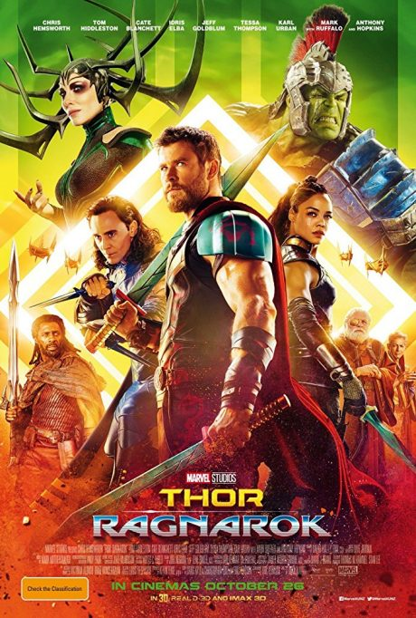 Thor III : Ragnarok / Тор 3 : Рагнарок (2017)