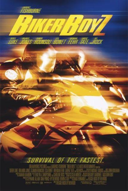 Biker Boyz / Бързи момчета (2003)