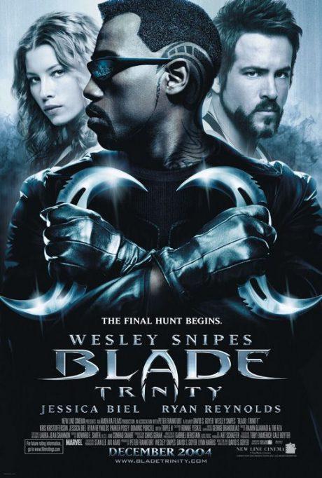 Blade III : Trinity / Блейд 3 : Троица (2004)