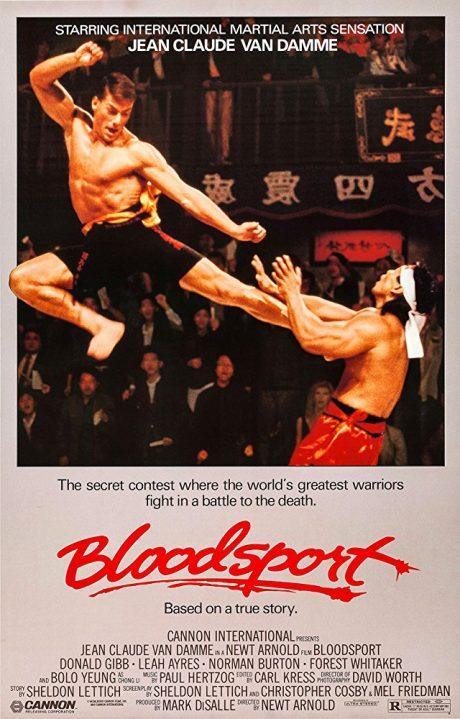 Blood Sport / Кървав спорт (1988)