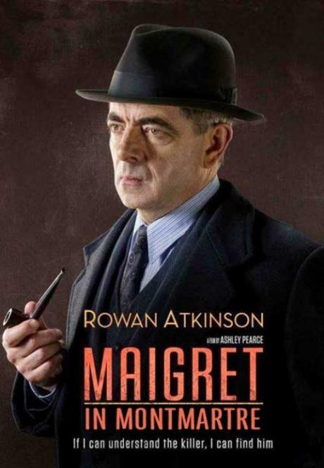 """Maigret In Montmartre / Мегре в """"Монмартър"""" (2017)"""