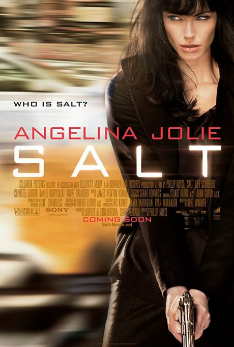 Salt / Агент Солт (2010)