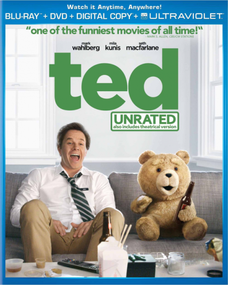 Ted I / Приятелю, Тед 1 (2012)