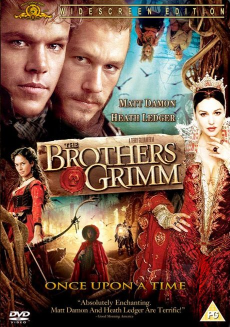 The Brothers Grimm / Братя Грим (2005)